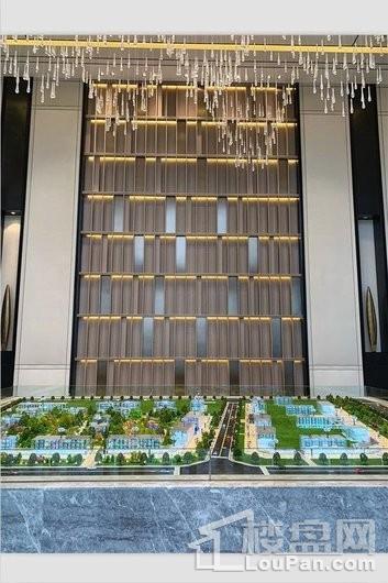 经典西悦城实景图