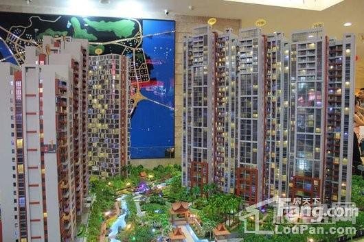 东海湾太古广场三期实景图