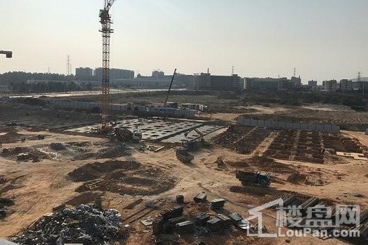 晋江阳光城翡丽湾工程进度图