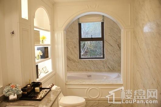 格林春天228㎡浴室