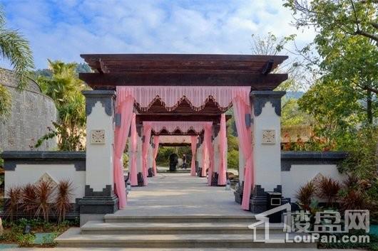 泉州天沐温泉国际旅游度假区泡池体验区-3