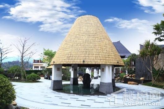 泉州天沐温泉国际旅游度假区泡池体验区-7