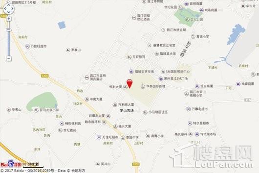 华泰国际新城八期电子地图