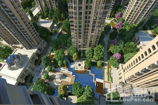 太化·紫景天城效果图