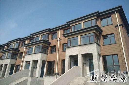 中国铁建·国际城别墅