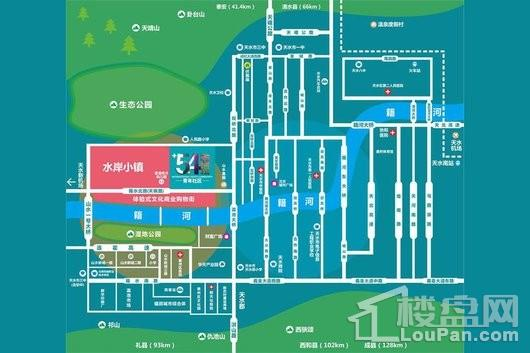 佳·5.4克拉交通图