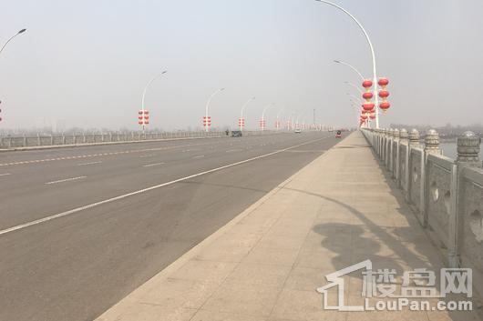 赫石府项目周边子龙大桥
