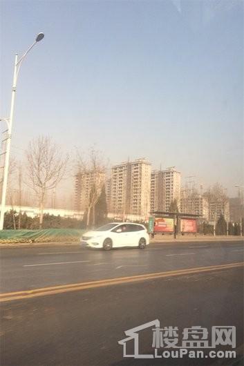 荣盛锦绣学府实景图
