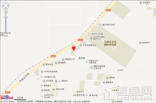 翰弘林溪郡交通图