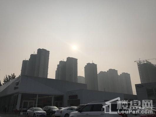 东南智汇城实景图