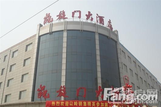 润江煦园周边凯旋门大酒店