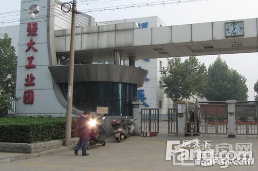 润江煦园周边强大工业园