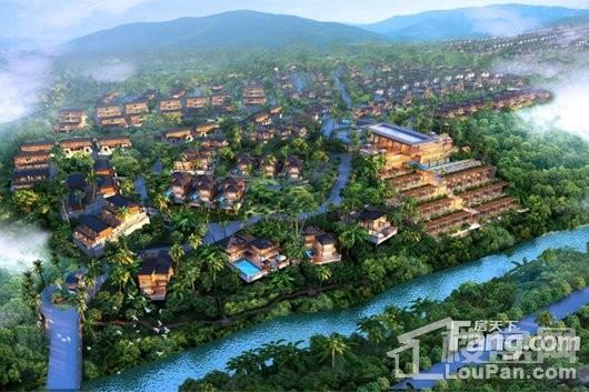 为您推荐龙湾·雨林谷