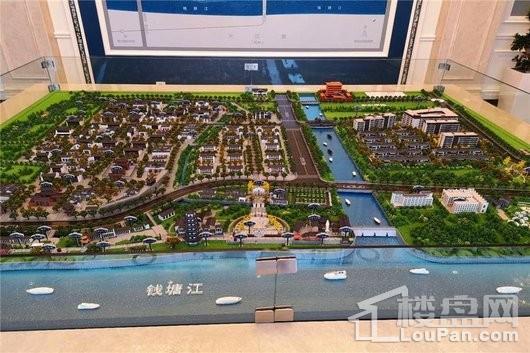 华景川·碧海辰园实景图