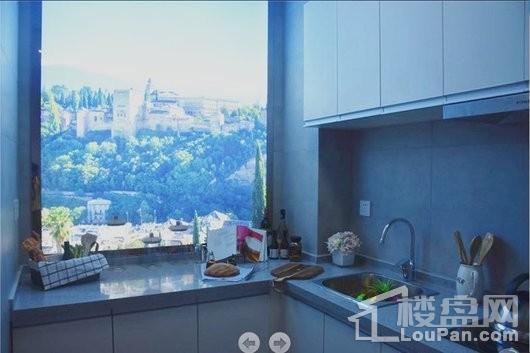 虹桥大厦厨房