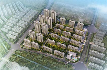 中海锦城效果图