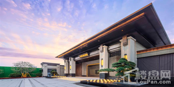 龙湖石狮春江郦城实景图