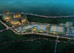 巴中农副产品交易中心