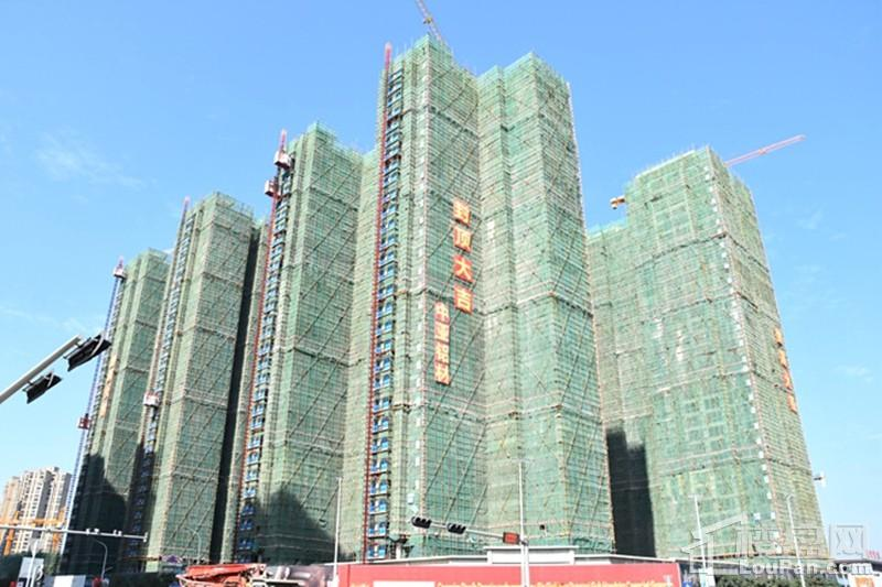 盛世悦城实景图