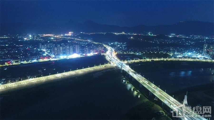 建发珑璟湾三期实景图