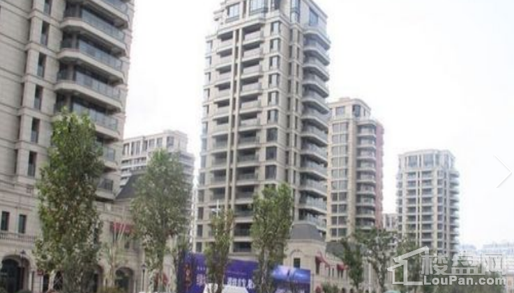 杭州湾绿城慈园实景图