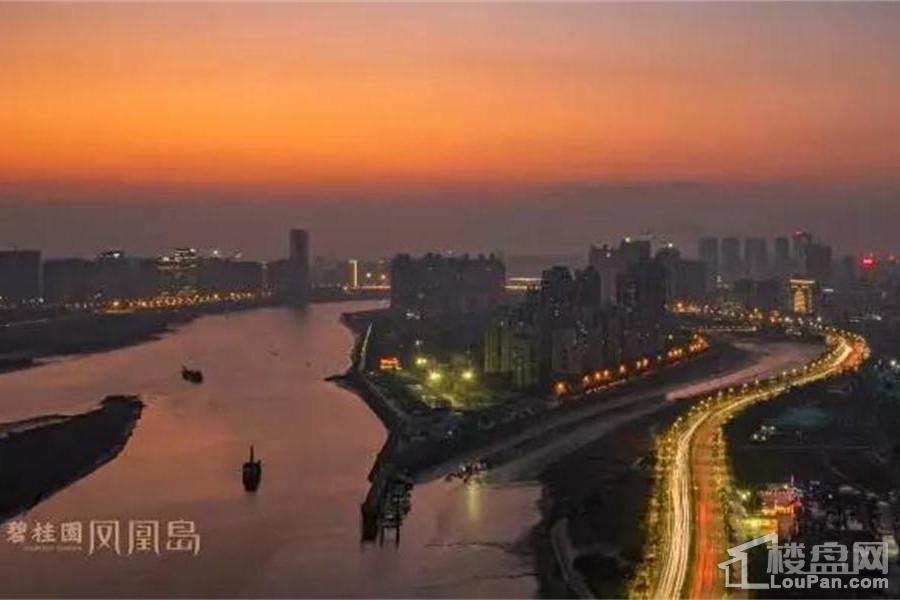 碧桂园凤凰岛实景图