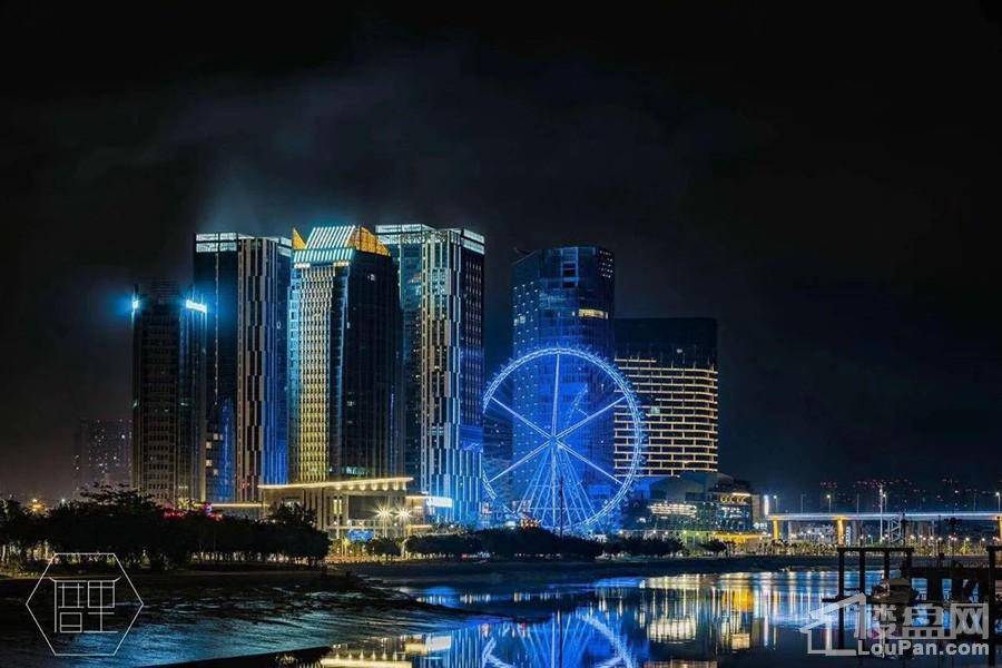 东海泰禾广场实景图