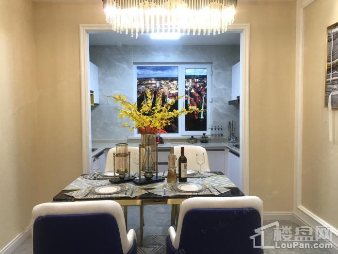 华南城紫荆名都样板间图片