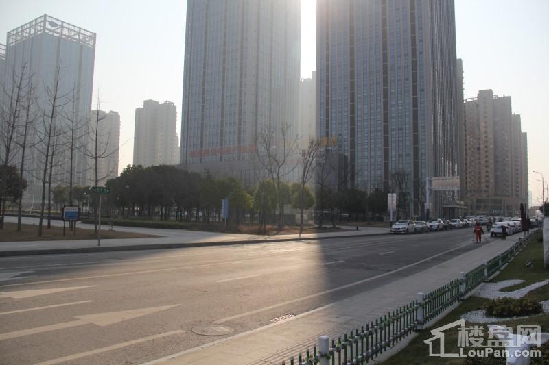 蚌埠碧桂园 东侧街道