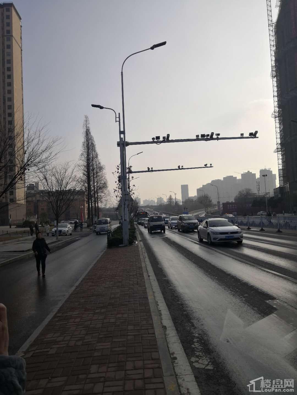 碧桂园黄金时代 解放路立交桥北