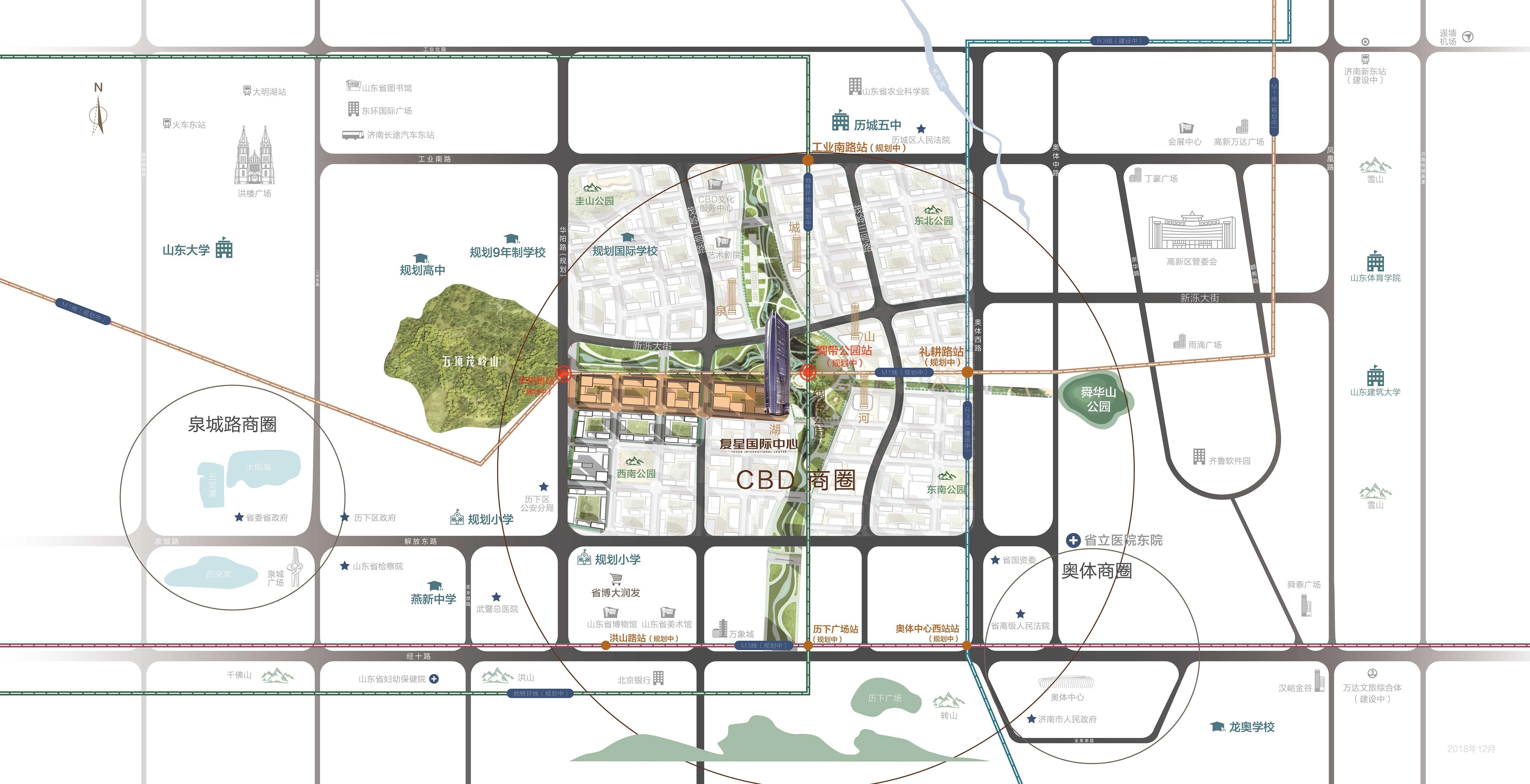 复星国际中心位置图