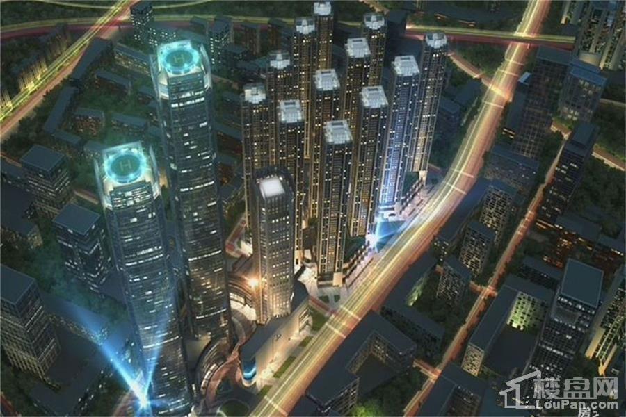 ONEWORLD世界城效果图