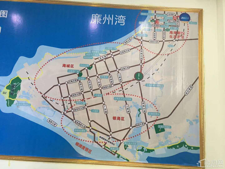 海怡东方位置图