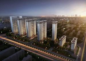 長沙新城和樾高清圖