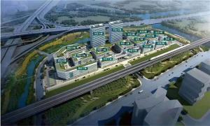 跨境电商产业园(商铺)