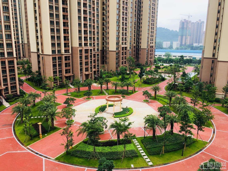 汇港威华国际实景图