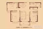 蓝葆湾55#、56#、61#B户型