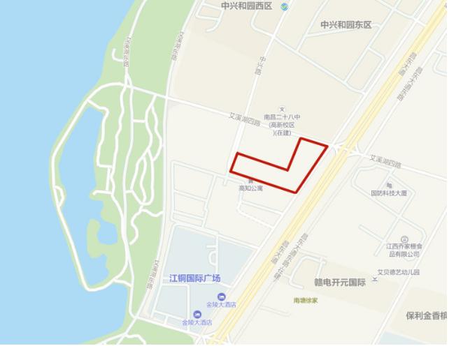 湖畔学苑位置图