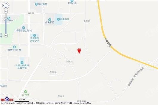 瑞辰·金蘭府交通图