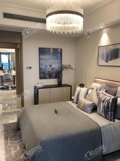富达美广场卧室效果图