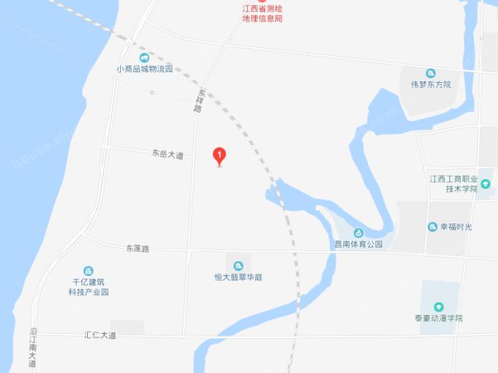 伟象·锦尚天域商品城位置图