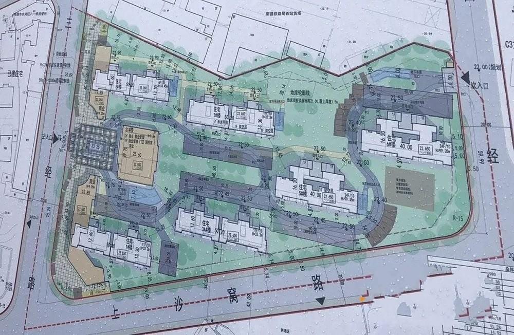新城公馆位置图