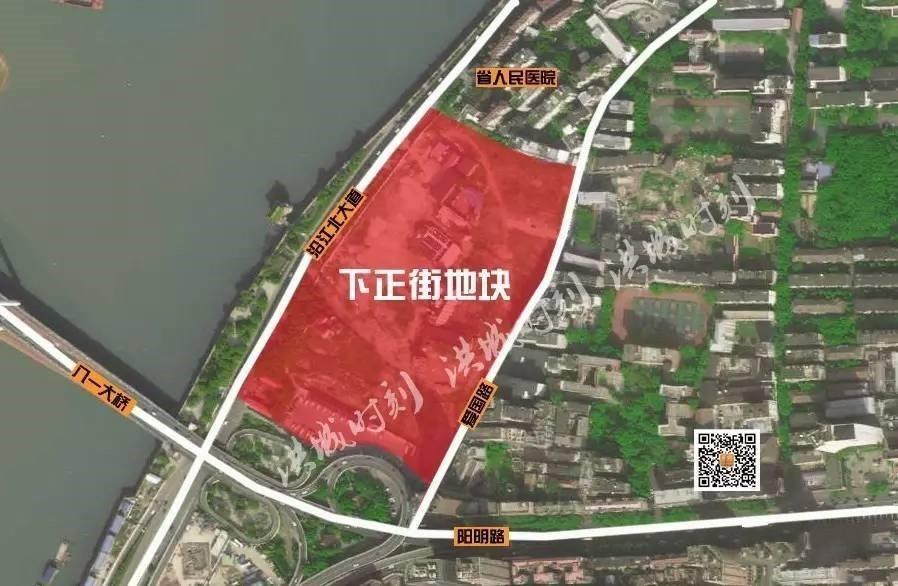 下正街商务中心位置图