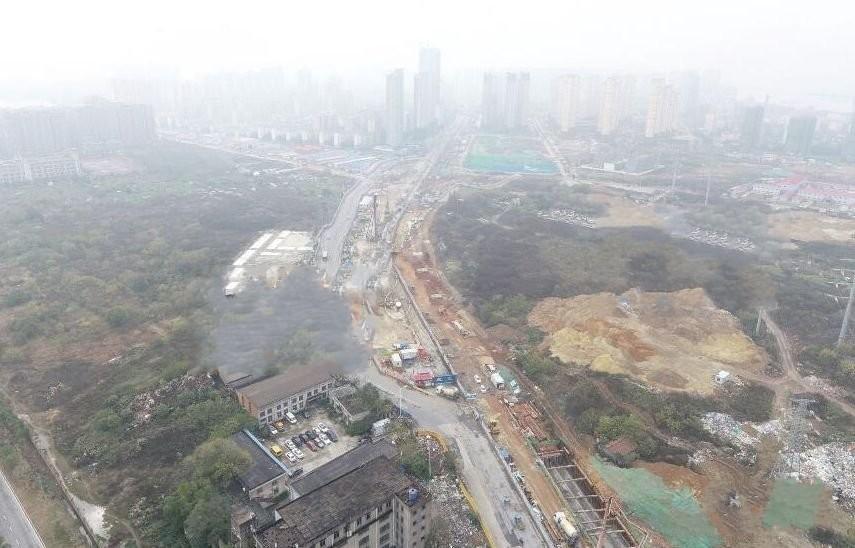 下正街商务中心实景图