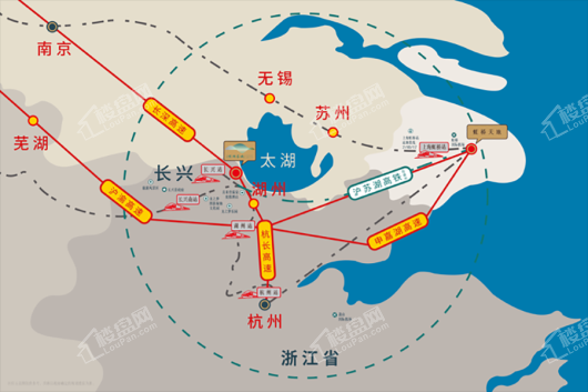 悦湖名城交通图