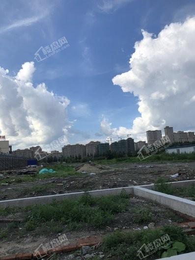 汇宏时代广场工地现场