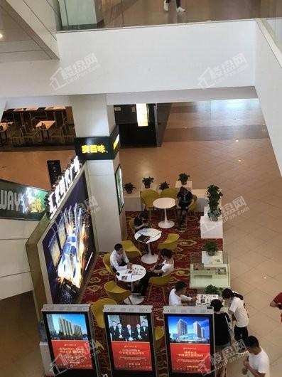 汇宏时代广场商场内展示中心