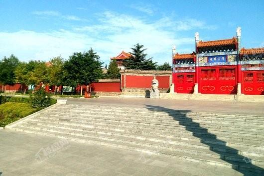 渤海湾国际公馆东约1公里蓬莱烽台胜境景区