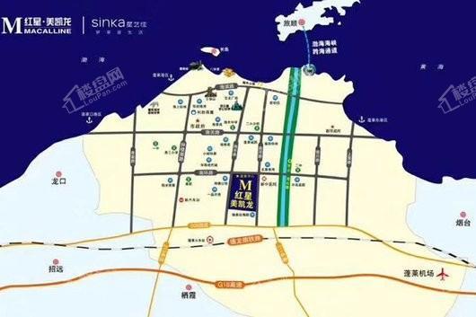 锦泰广场交通图