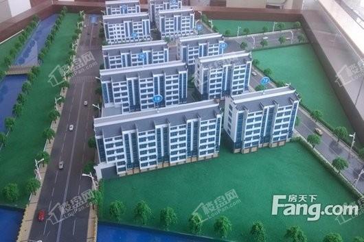 竹海金城实景图